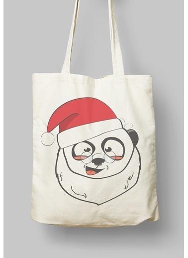 Santa Panda Çanta-Instapandacool